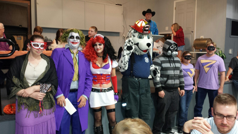 October Trivia Halloween Costume Winners